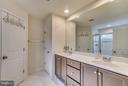 Elegent Owner's Bathroom - 8957 DAHLGREN RIDGE RD, MANASSAS