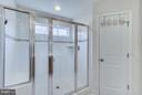 Spacious Shower & Private Water Closet - 8957 DAHLGREN RIDGE RD, MANASSAS
