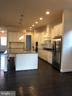 View of Kitchen from Breakfast Nook - 22967 SHOOTING STAR PL, BRAMBLETON