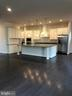 View of Kitchen from Great Room - 22967 SHOOTING STAR PL, BRAMBLETON