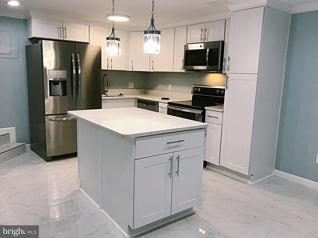 Kitchen - 1125 12TH ST NW #B1, WASHINGTON