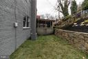 Exterior Rear - 1657 FORT DUPONT ST SE, WASHINGTON