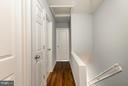 Hallway - 1657 FORT DUPONT ST SE, WASHINGTON