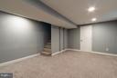 Basement - 1657 FORT DUPONT ST SE, WASHINGTON