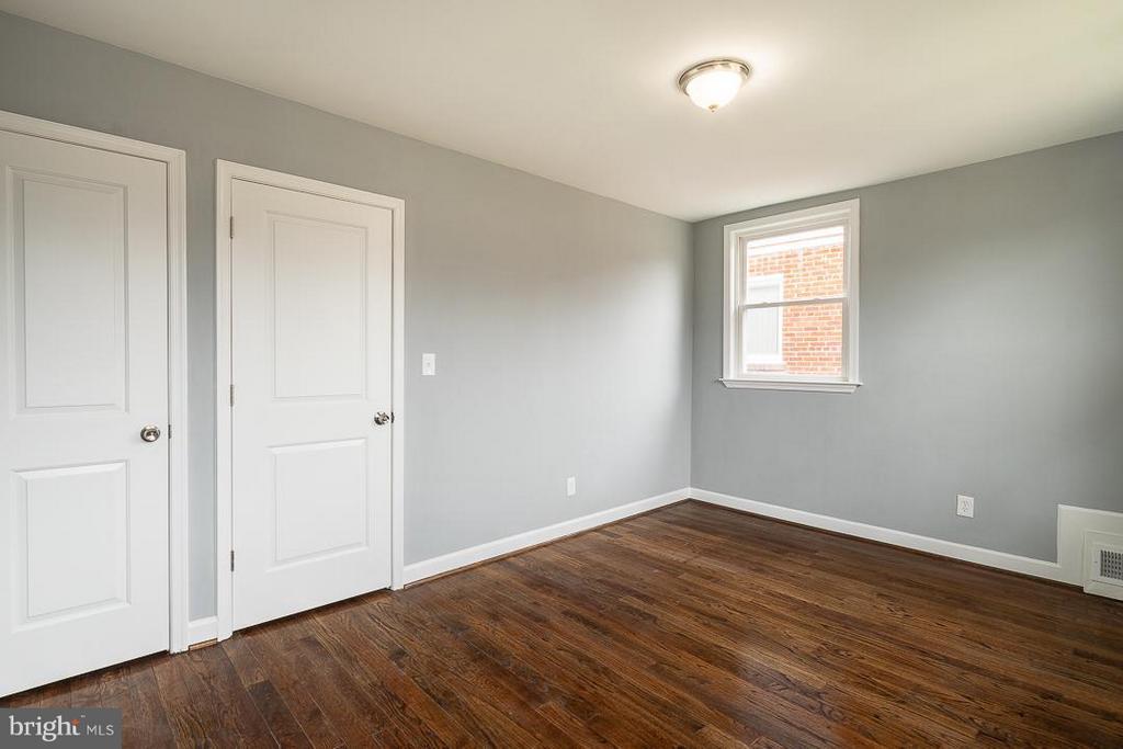 Master Bedroom - 1657 FORT DUPONT ST SE, WASHINGTON