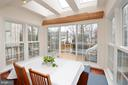 Breakfast Nook / Sunroom - 44114 GALA CIR, ASHBURN