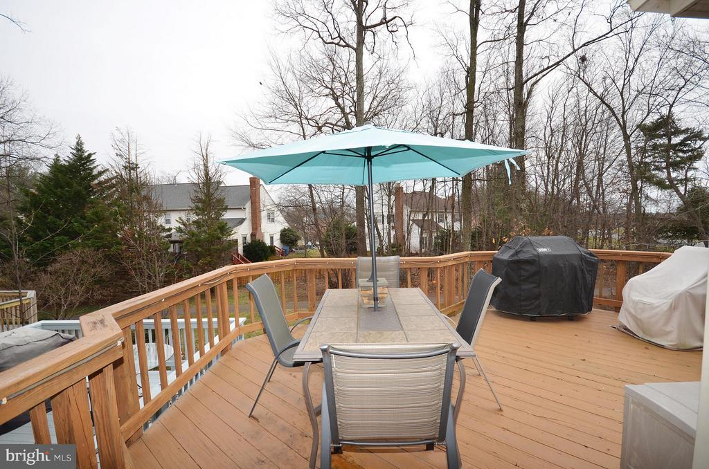 Large Deck - 44114 GALA CIR, ASHBURN