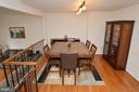 Separate Dining Room - 44114 GALA CIR, ASHBURN