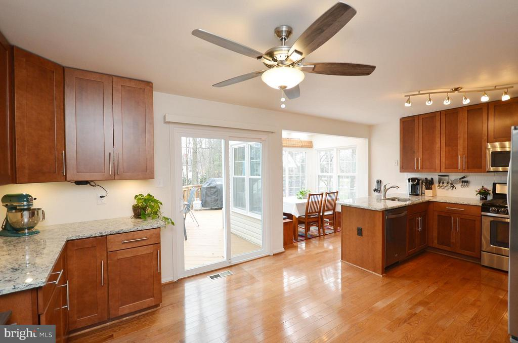 Spacious Kitchen - 44114 GALA CIR, ASHBURN