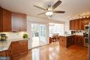 Spacious Kitchen - 44114 GALA CIR, ASHBURN