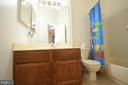 Hall Full Bathroom - 44114 GALA CIR, ASHBURN