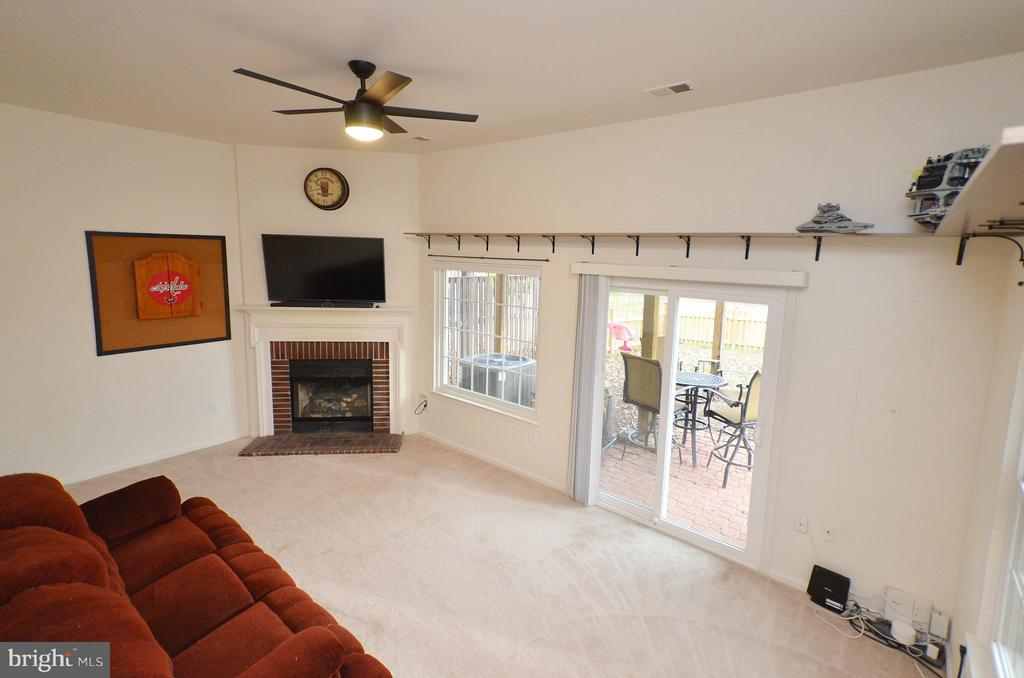 Walkout Level Rec Room - 44114 GALA CIR, ASHBURN