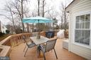 Deck - 44114 GALA CIR, ASHBURN
