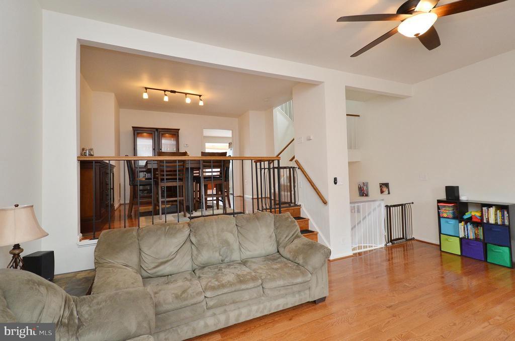 Living Room - 44114 GALA CIR, ASHBURN
