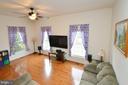 Open & Bright Living Room - 44114 GALA CIR, ASHBURN