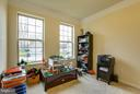 Front office/Den with plenty of natural light - 7131 MASTERS RD, NEW MARKET