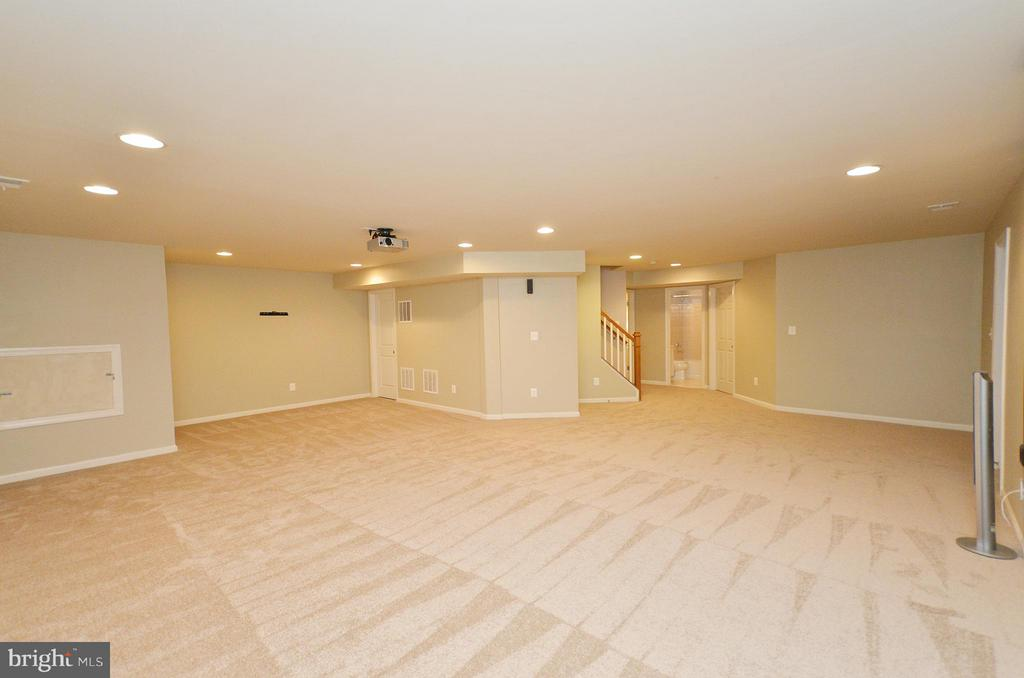 Great Rec Room - 23386 HIGBEE LN, BRAMBLETON