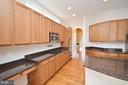 Upgraded Cabinets - 23386 HIGBEE LN, BRAMBLETON