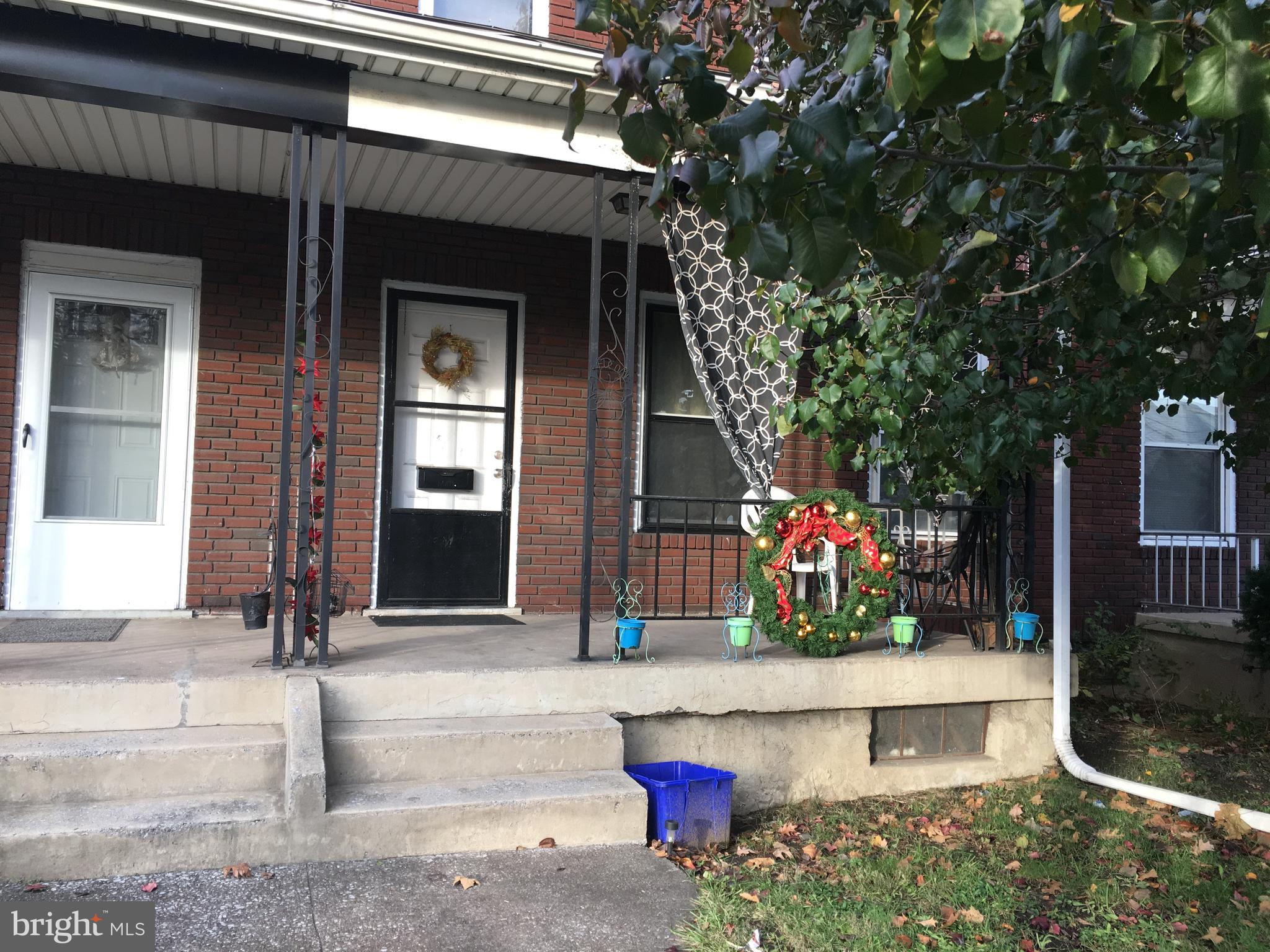 WELCOME to 1716 Paxton Street, Harrisburg, PA!