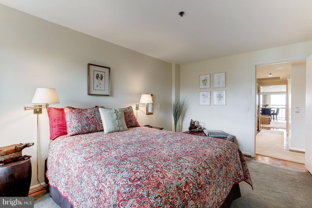 Second Bedroom - 1401 N OAK ST #603, ARLINGTON