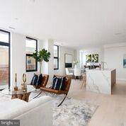 Living Room/Dining Room - 1427 RHODE ISLAND AVE NW #204, WASHINGTON