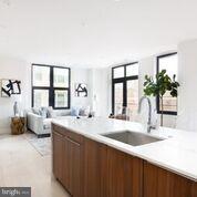 Kitchen/Living Room - 1427 RHODE ISLAND AVE NW #204, WASHINGTON