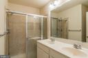 Master Bathroom w/Double Vanity - 4118 POTOMAC HIGHLANDS CIR, TRIANGLE