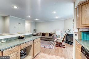 Kitchen - 1814 N GEORGE MASON DR, ARLINGTON