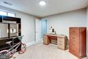 Lower Level Den/Possible 4th Bedroom - 1814 N GEORGE MASON DR, ARLINGTON