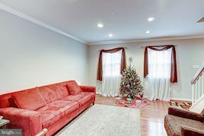 Living Room - 1814 N GEORGE MASON DR, ARLINGTON
