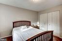 2nd Bedroom - 1814 N GEORGE MASON DR, ARLINGTON