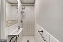 Lower Level Full Bath - 1814 N GEORGE MASON DR, ARLINGTON