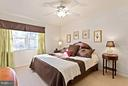Master Bedroom - 10001 WOOD SORRELS LN, BURKE