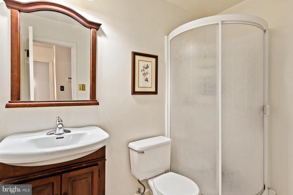 Upper Hall Bathroom - 10001 WOOD SORRELS LN, BURKE