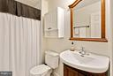 Master Bathroom - 10001 WOOD SORRELS LN, BURKE