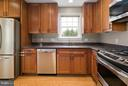 Updated Kitchen w/Stainless Steel Appliances - 309 TIMBERWOOD AVE, SILVER SPRING