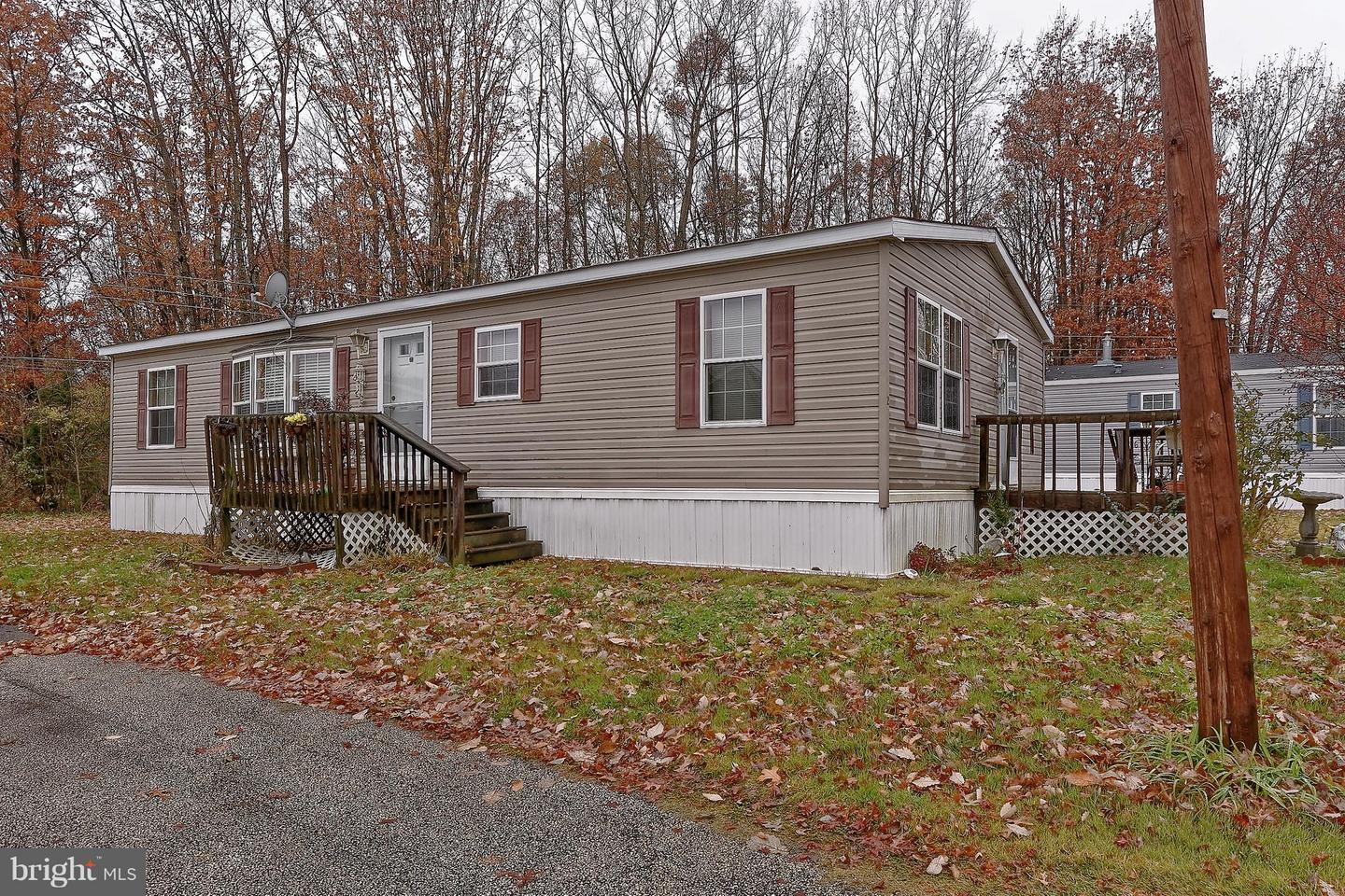 Single Family Home for Sale at 2 AMHERST Drive Chesilhurst, New Jersey 08089 United States