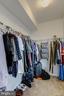 Master Bedroom Boasts TWO MASSIVE WALK-IN CLOSETS! - 7530 BRUNSON CIR, GAINESVILLE