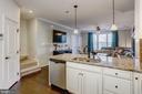 Kitchen - 7530 BRUNSON CIR, GAINESVILLE
