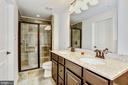 Beautifully Upgraded Master Bathroom w/ Dual Sinks - 7530 BRUNSON CIR, GAINESVILLE