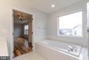 Master Bath - 3013 ROSE ARBOR CT, FAIRFAX