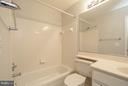 Guest Bath - 3013 ROSE ARBOR CT, FAIRFAX