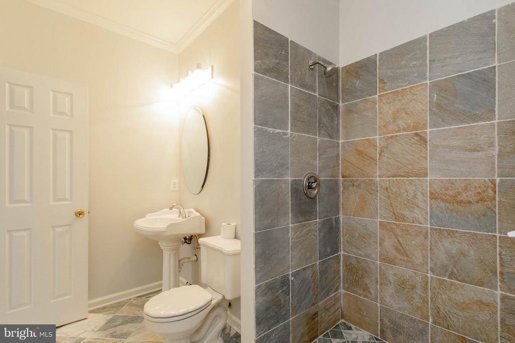 Basement Bath - 3013 ROSE ARBOR CT, FAIRFAX