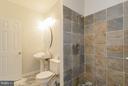 Basement Bath - 3013 ROSE ARBOR CT, FAIRFAX
