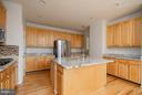 Kitchen - 3013 ROSE ARBOR CT, FAIRFAX