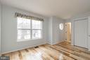 Bedroom 2 w/ En Suite Bath - 3013 ROSE ARBOR CT, FAIRFAX