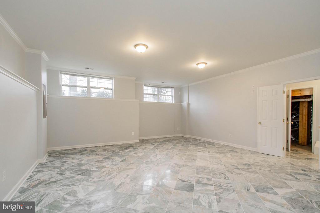 Basement Bonus Room - 3013 ROSE ARBOR CT, FAIRFAX