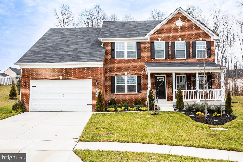 Single Family for Sale at 9408 Bradoon Pl Upper Marlboro, Maryland 20772 United States