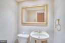 Main level hall bath - 3227 TITANIC DR, STAFFORD