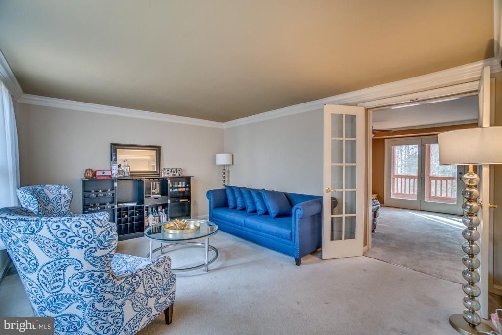Living room - 3227 TITANIC DR, STAFFORD
